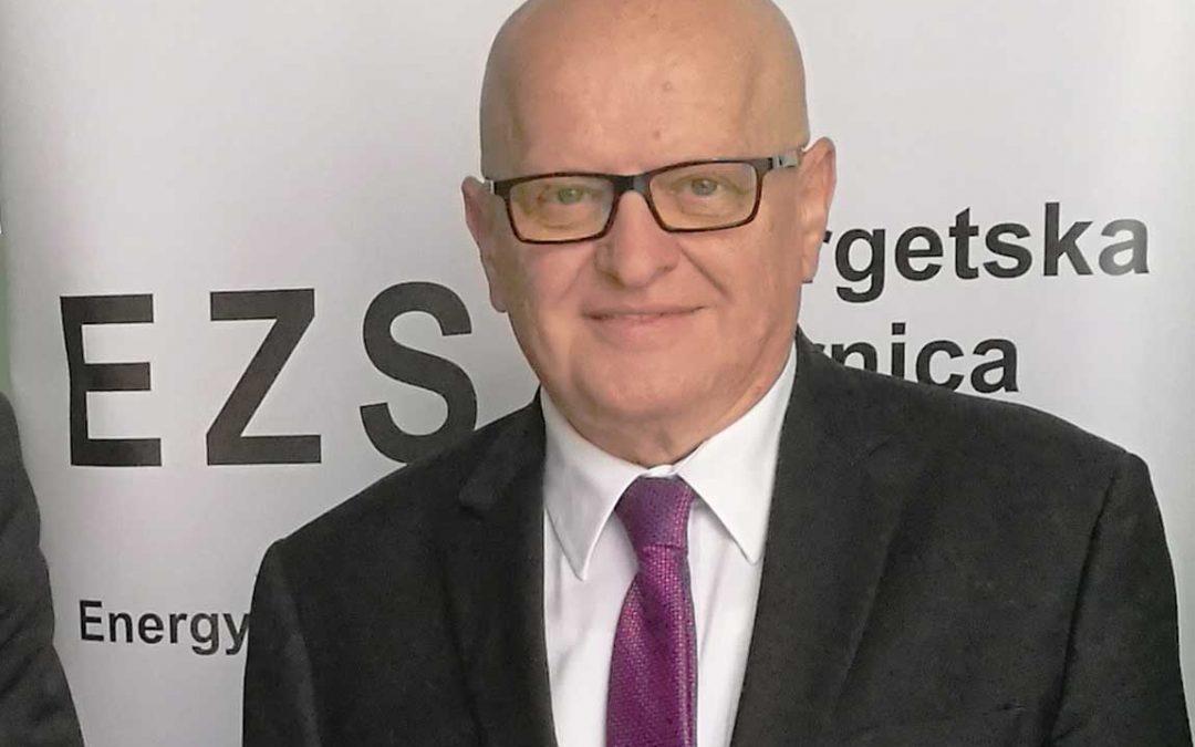 SPOROČILO ZA JAVNOST o imenovanju predsednika Energetske zbornice Slovenije (EZS) za mandatno obdobje 2019-2023