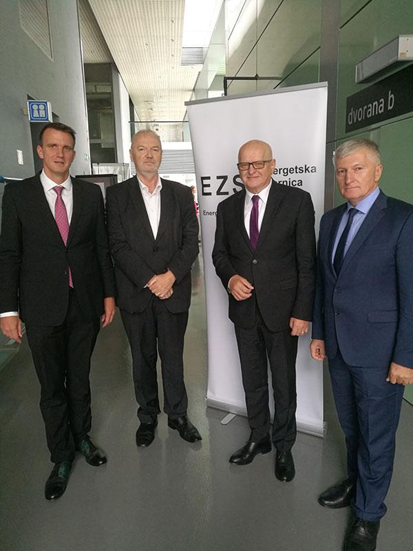 SPOROČILO ZA JAVNOST po prvi redni seji upravnega odbora (UO)  Energetske zbornice Slovenije (EZS) v mandatnem obdobju 2019-2023