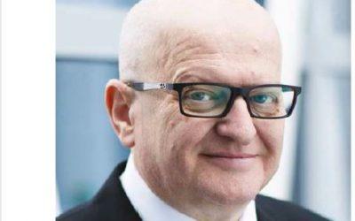 """""""Stopimo skupaj,"""" pravi predsednik EZS Marjan Eberlinc"""