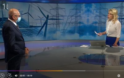Predsednik EZS v Dnevniku ob 13h na RTV Slovenija o povišanju cen energentov